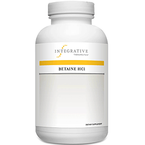 Betaine HCL Integrative Therapeutics