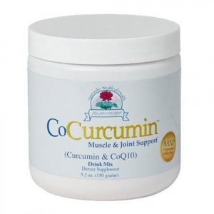 CoCurcumin-Drink-Mix Ayush Herbs