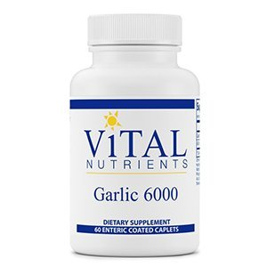 Garlic 6000 Vital Nutrients