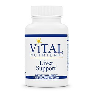 Liver Support 120 Capsules