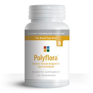 Polyflora B D'Adamo Personalized Nutrition