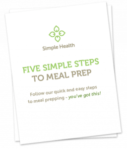 Meal Prep Freebie