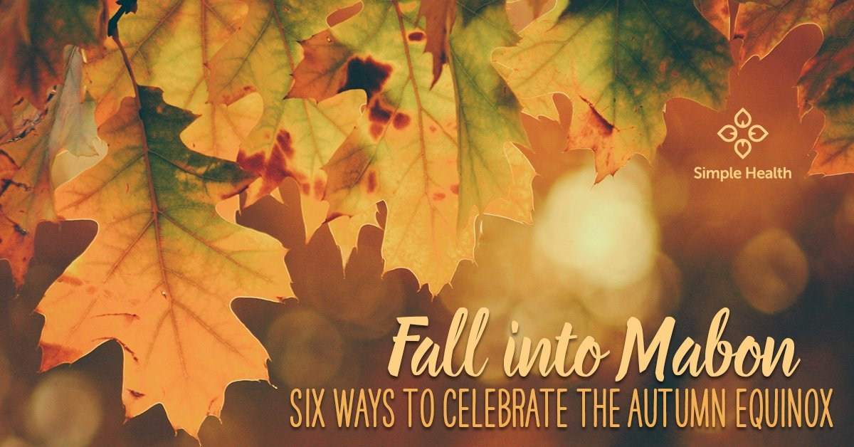 Fall into Mabon