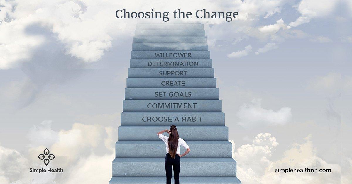 Choosing the Change