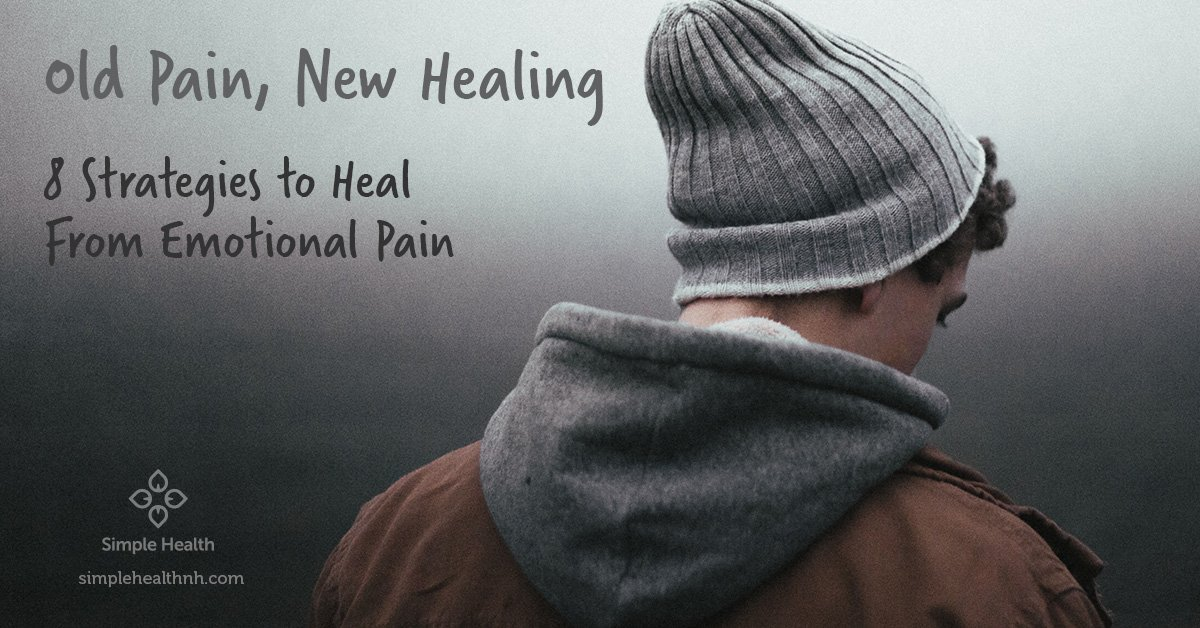 Old Pain, New Healing