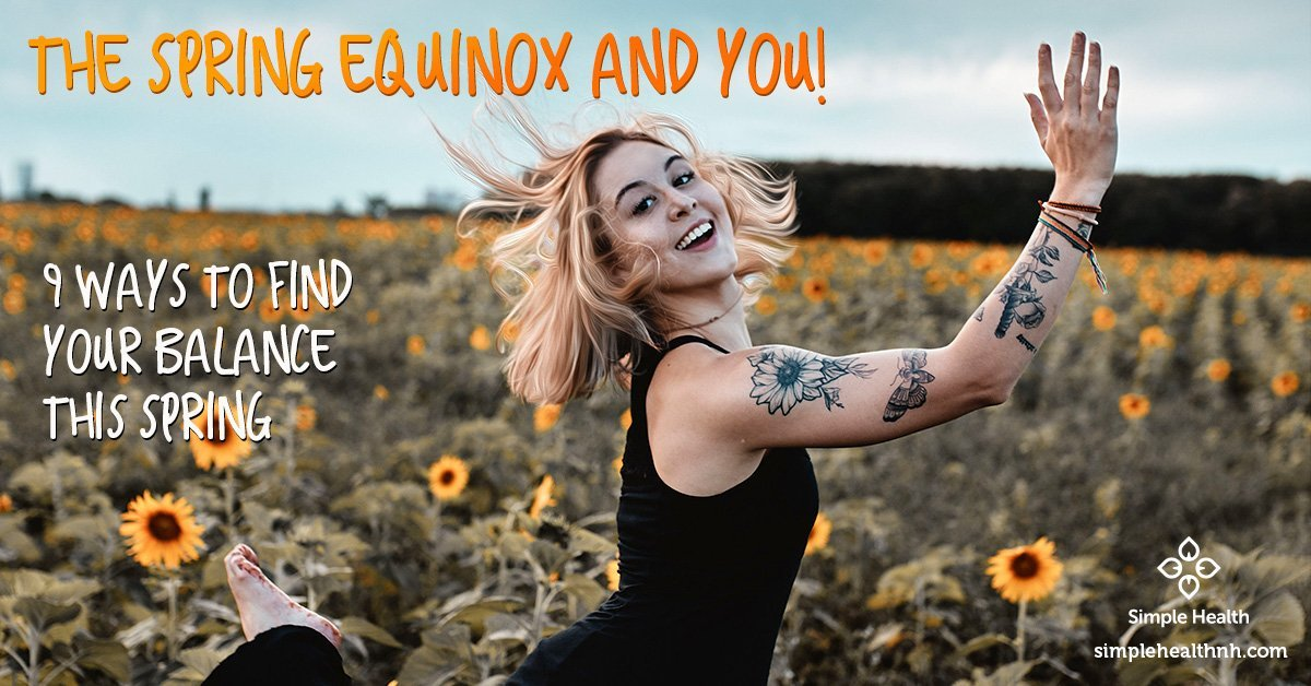 The Spring Equinox and You
