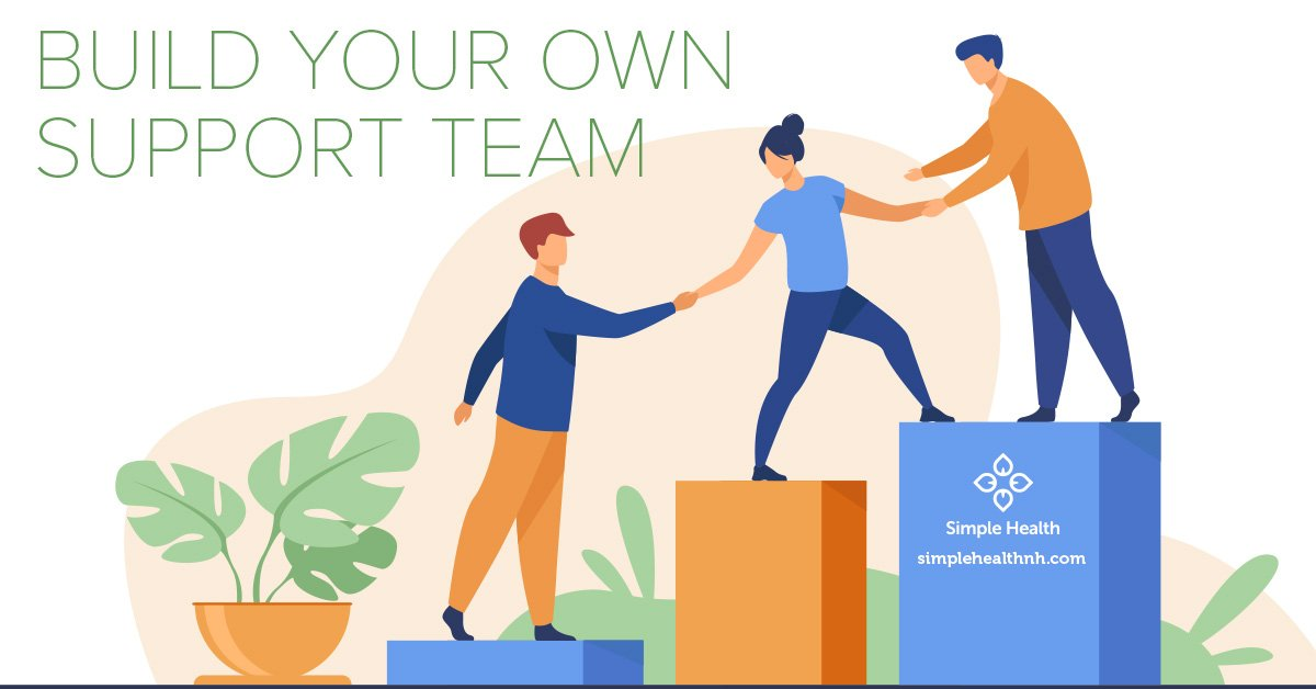 Build Your Own Support Team