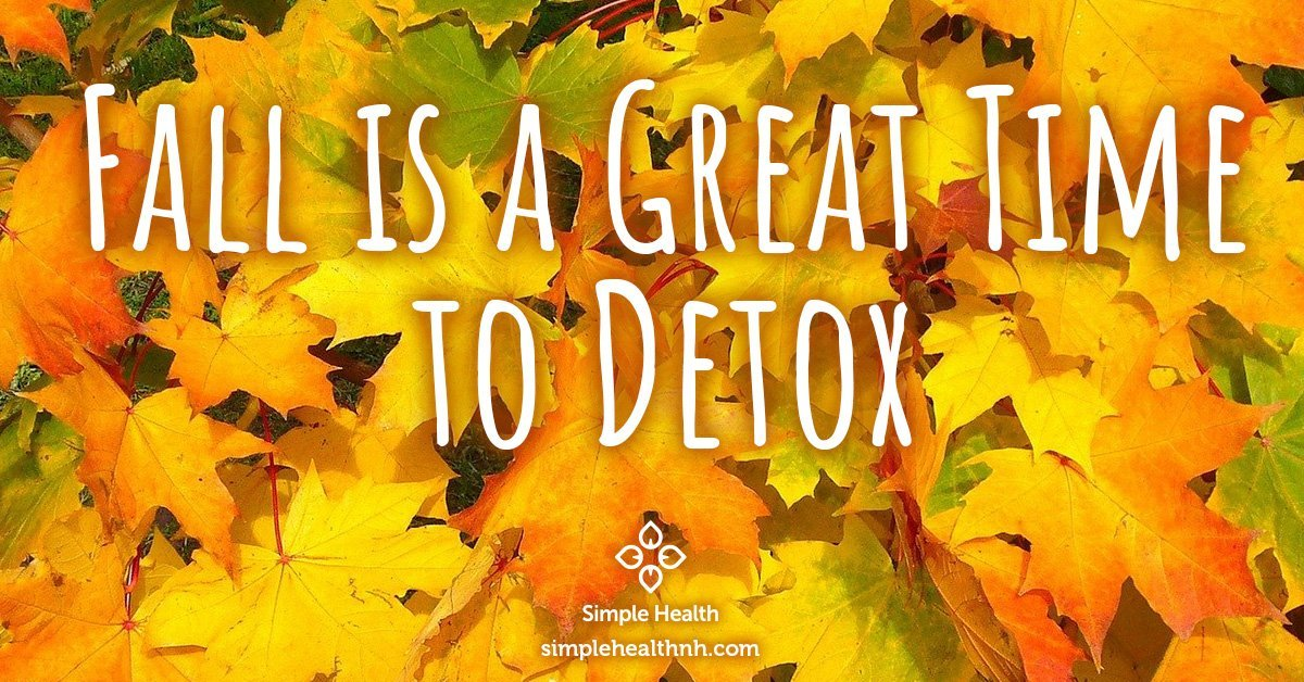 Best time to Detox?